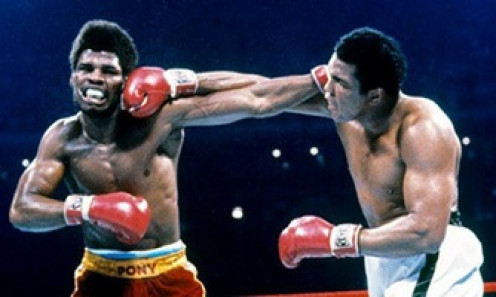 Muhammad Ali beat Leon Spinks in their rematch which gained Ali revenge and made him the first three time heavyweight champion in history.
