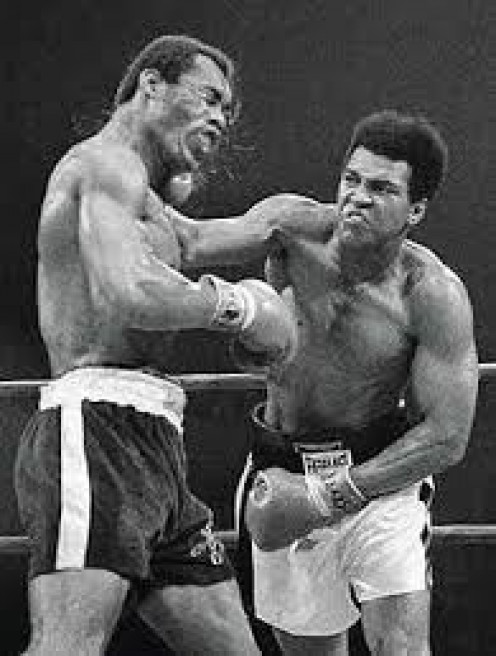 Muhammad Ali beat Kenny Norton by 12 round decision in their second bout.
