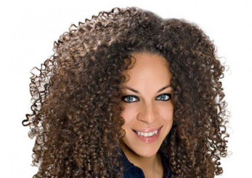 Bouncy, beautiful, and frizz-free defined Curls