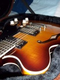 Review Hofner Verythin CT hollowbody guitar