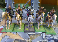 Black knights warhammer 8th edition fantasy battle vampire counts overview
