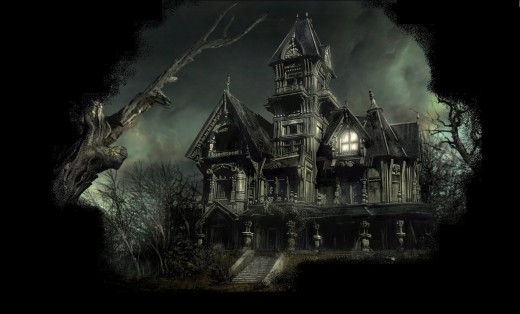 haunted house wallpaper with sound - photo #8