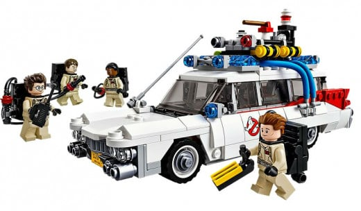 Get your gear, Lego Ghostbusters is here! It's time to light up some class 5 repeaters! Nasty ones, too!