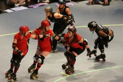 Roller Derby Is An Exciting Roller Skating Sport