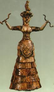The Ancient Snake Goddess - God Was a Woman