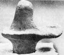 Shivlingam, Found at kalibangan, 2600 BC