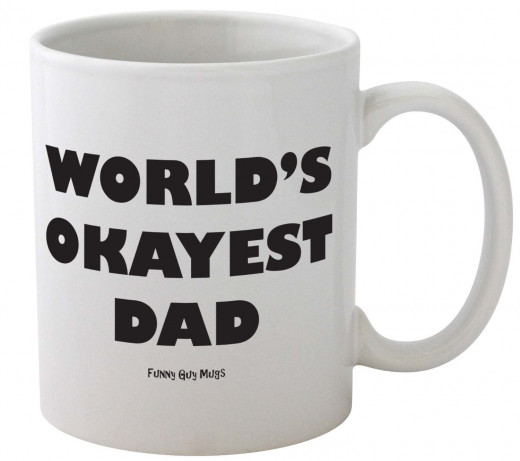 great personalized mug gift for Father's Day