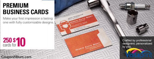 business cards are great gift ideas for Father's Day