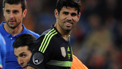 Diego Costa (Atletico Madrid) - Will be hoping to shake off his injury