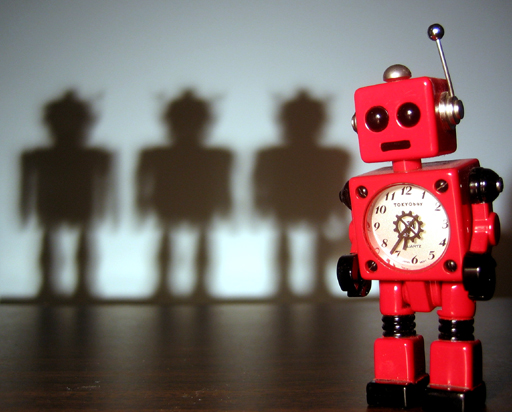 Learning SEO language is like trying to understand a robot, difficult but possible.