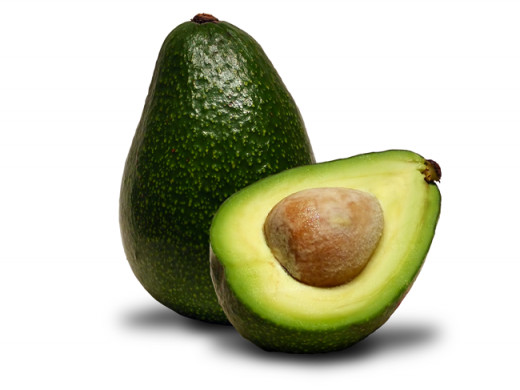 Avocados are are great source of potassium.