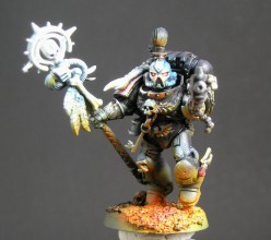 40k - Painting a Deathwatch Librarian