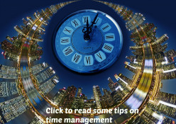 Time management tips for all..
