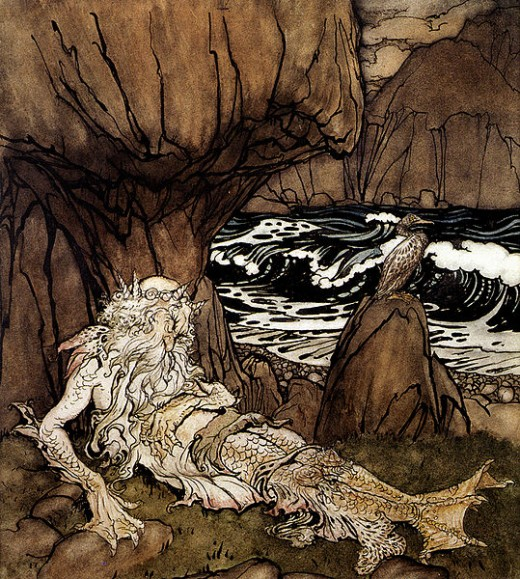 Do you believe in mermen? Are they real or simply figments of our imagination?