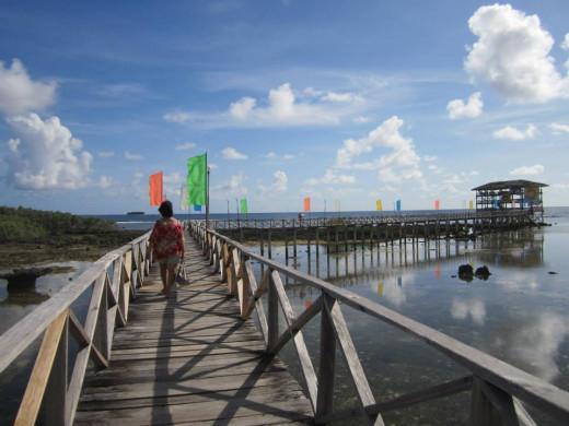 The Boardwalk on Cloud 9 Resort