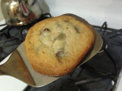 My Quick and Easy  Chocolate chip cookie recipe