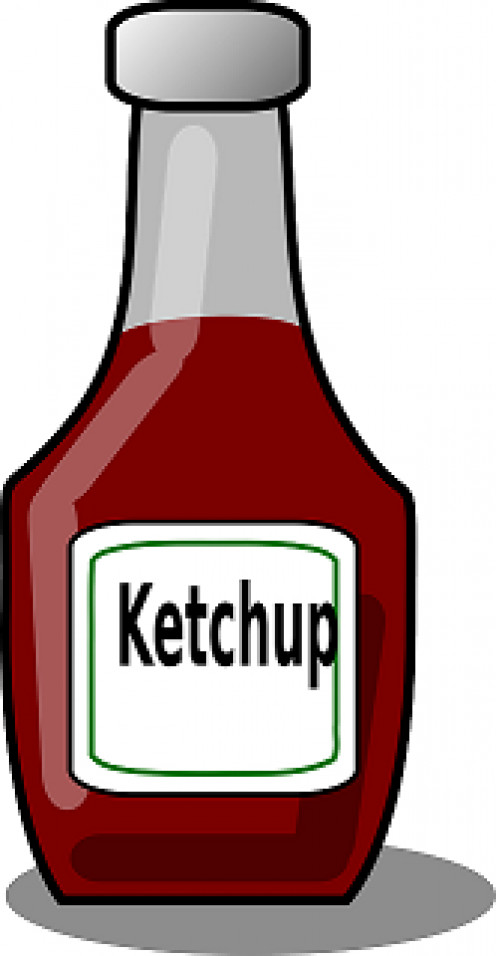 Ketchup is the WIMP of condiments