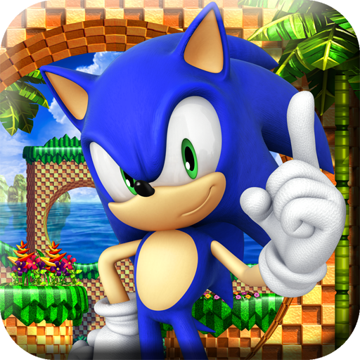 Sonic The Hedgehog 4 Episode I by Sega of America