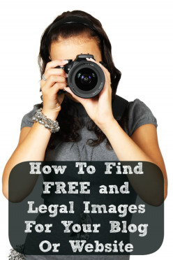 How To Find High Quality Free Use Images for Blogs & Articles