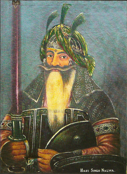 Hari singh nalwa, Nick name -Baagh Maar     (Tiger-Killer)