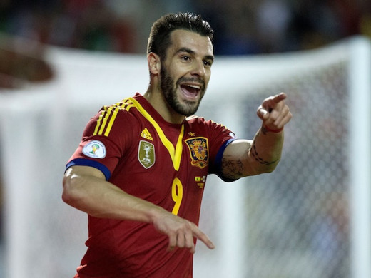 Alvaro Negredo (Manchester City) - Paid the price for a bad run of form at the end of the season