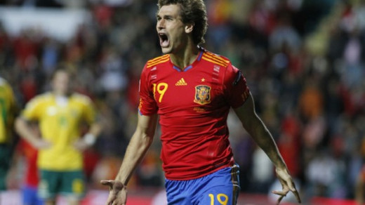 Fernando Llorente (Juventus) - The intense competition for places has drifted him down the pecking order