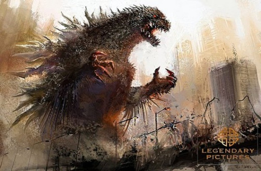 The King of Monsters is back!