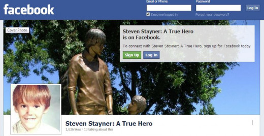Support And Educate Your Children Steven Stayner