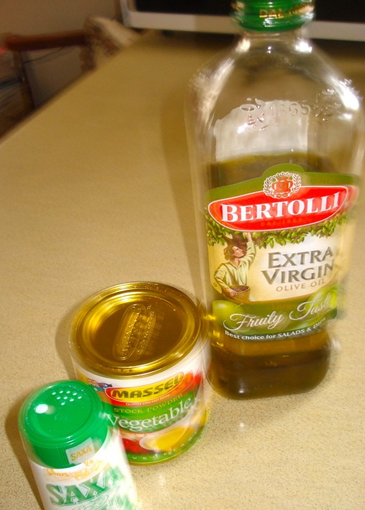 Some Alternative Savoury Ingredients