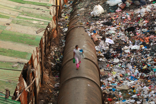 Sanitation is a luxury for people living in the developed cities. Nearly half-a-billion Indians - or 48% of the population - lack access to basic sanitation and defecate in the open.