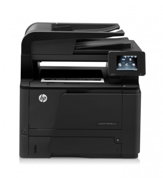 HP LaserJet Pro 400 MFP M425dn Monochrome Laser Multifunction Printer