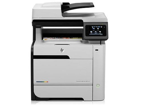HP Laserjet Pro 400 Color MFP M475DW Wireless Color Photo Printer with Scanner, Copier and Fax