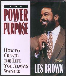 Les Brown the motivator