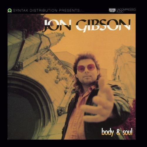 The Blue-eyed Stevie Wonder himself -- Jon Gibson