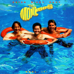 Peter, Mickey and Davy -- The Monkees