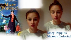How To Do Mary Poppins Makeup