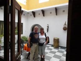 Guests at Kanha Lodge