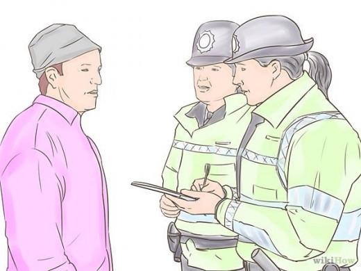 Police recording statements