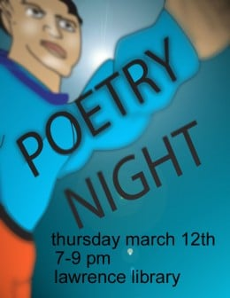 Poetry Night at Your Elementary School