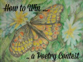 You Can Win a Poetry Contest