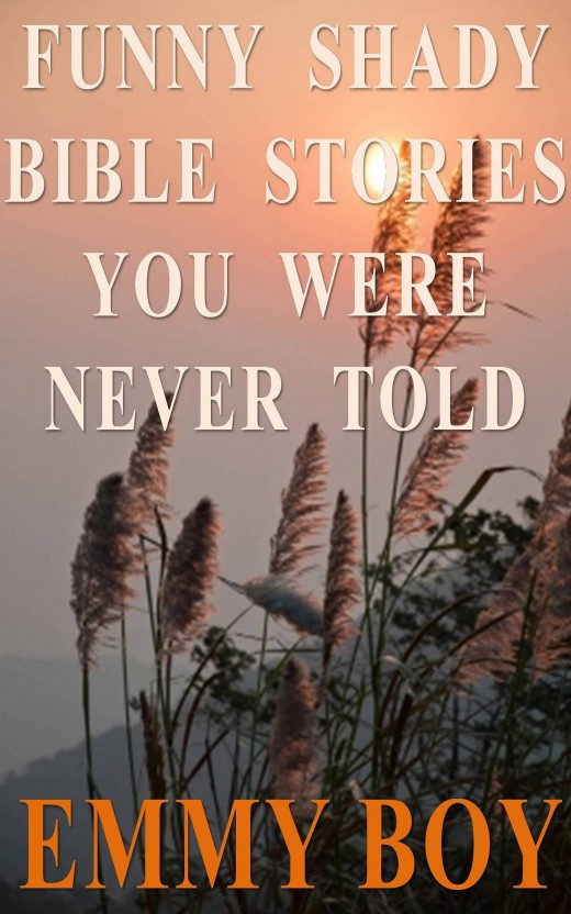 A funny compilation of some of the weirdest Bible Stories you've never heard before. Now Available on Amazon Kindle and Smashwords.