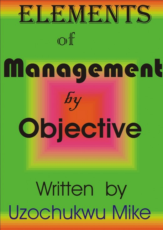 Elements of management by objective