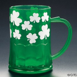 photo credit, Oriental Trading Company. St. Patrick's Day Mugs available at Oriental Trading Company.
