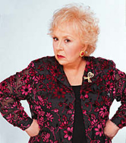 "Doris Roberts played one of TV's most notorious mother-in-laws on ""Everybody Loves Raymond."""