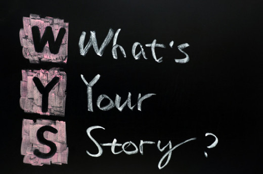 I want to hear your stories!