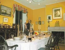 Dining room at Montpelier
