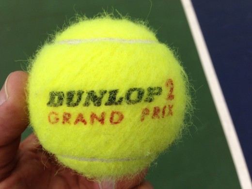 Have you ever wondered why a tennis ball is fuzzy?