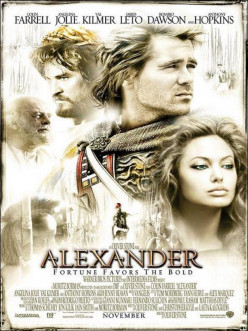 "Too Much Sex in the Movie ""Alexander"" and Not Enough Friendship and Battles?"