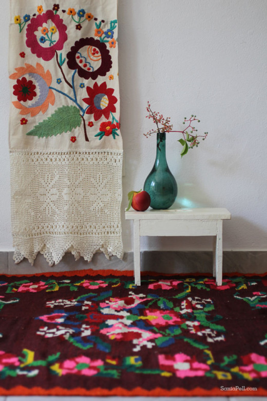 Vintage Croatian Embroidery