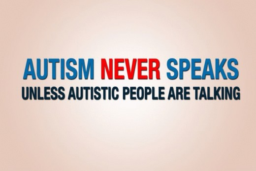 Autistic adults need a real voice too